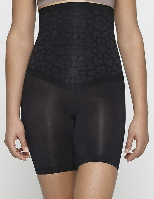 Gayle High Waist Shaper Black