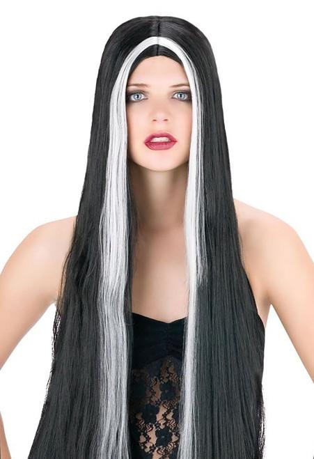 Long Wig Vampire Streak