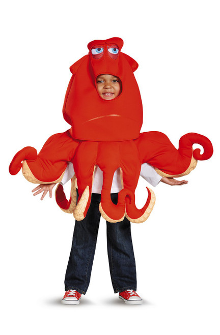 Finding Dory Hank Septapus Costume