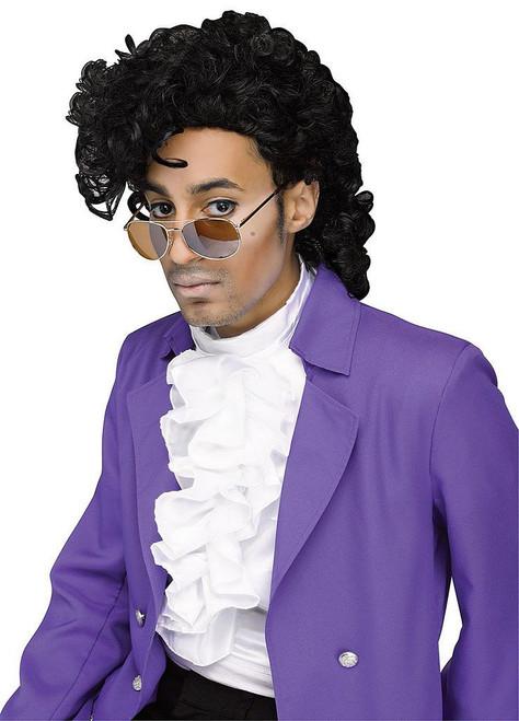 Purple Rain Prince Wig