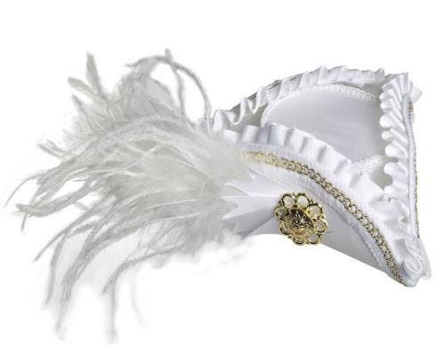 Mini Corner Pirate White Hat