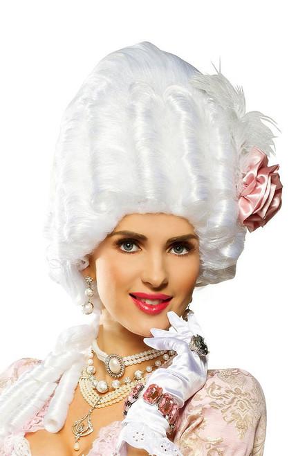 Marie-Antoinette Deluxe Halloween Wig
