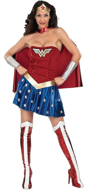 Women Wonder Woman Costume