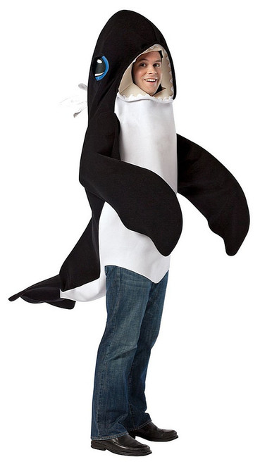 Killer Whale Kids Costume
