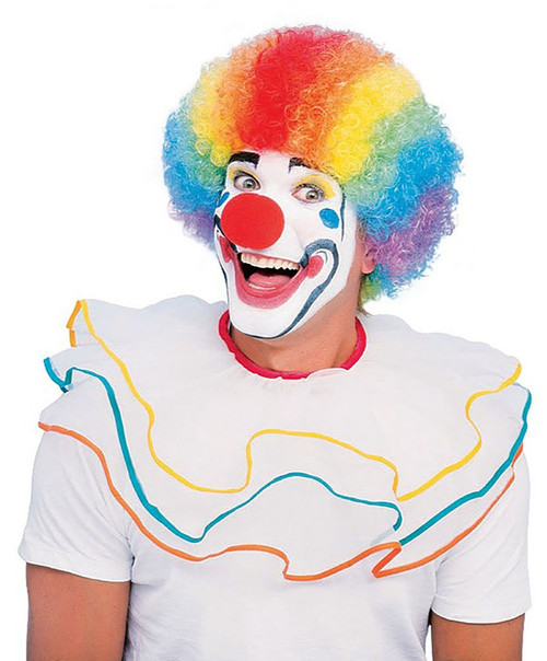 Clown Rainbow Wig