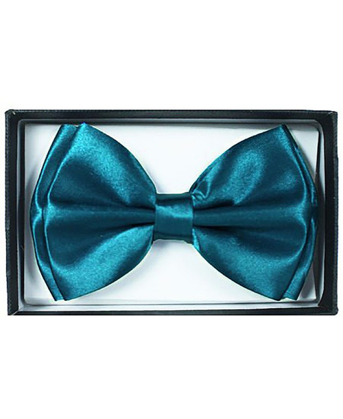 Light Blue Adult Bow Tie