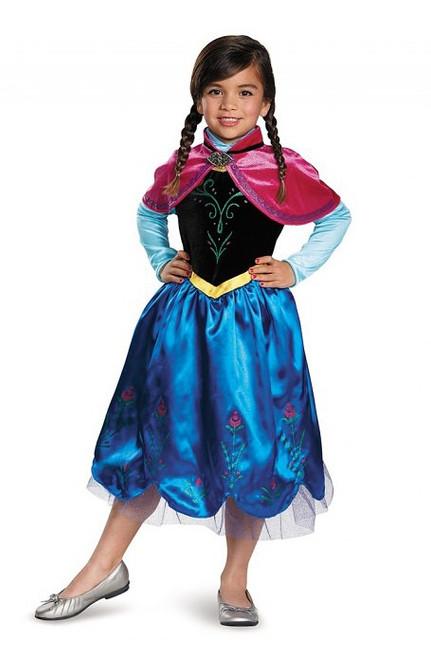 Frozen Anna Sparkle Child
