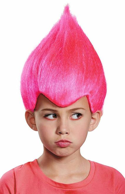 Pink Wacky Wig Child