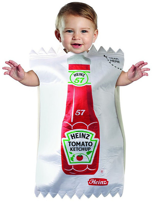 Heinz Ketchup Bunting Costume