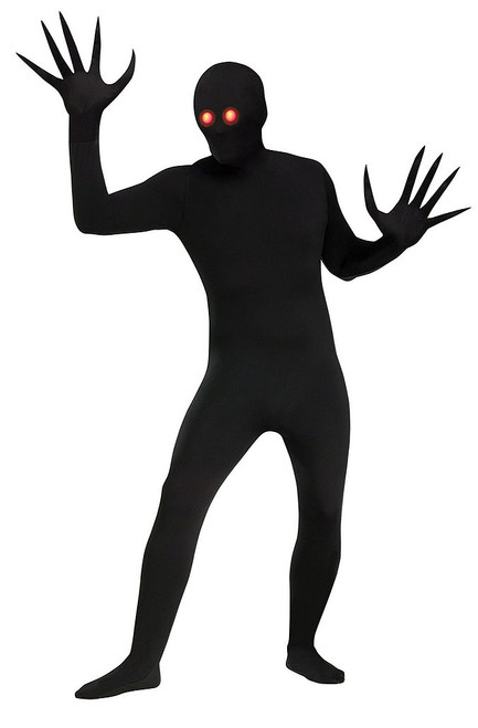 Fade Eye Shadow SkinSuit Adult Costume