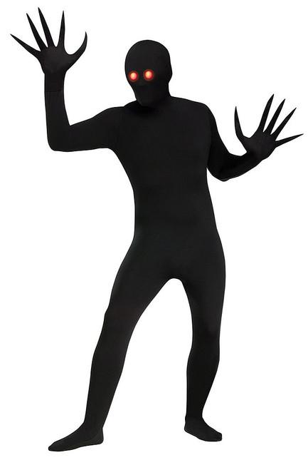 Fade Eye Shadow SkinSuit Adult Costume