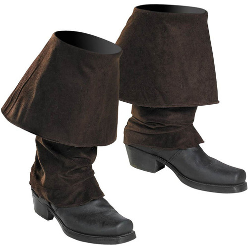 Pirate Child Boot Covers