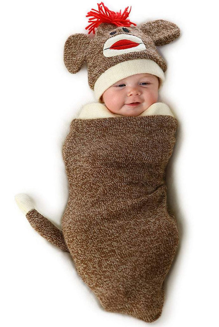 Marv the Monkey Baby Costume