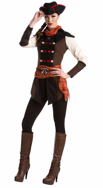 Assassins Creed Aveline Costume