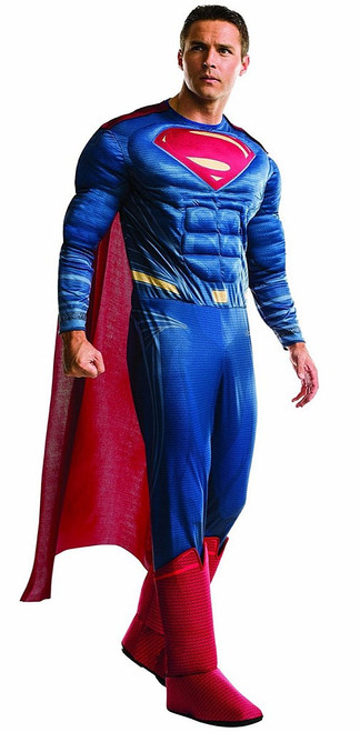 New Superman Deluxe Adult Costume