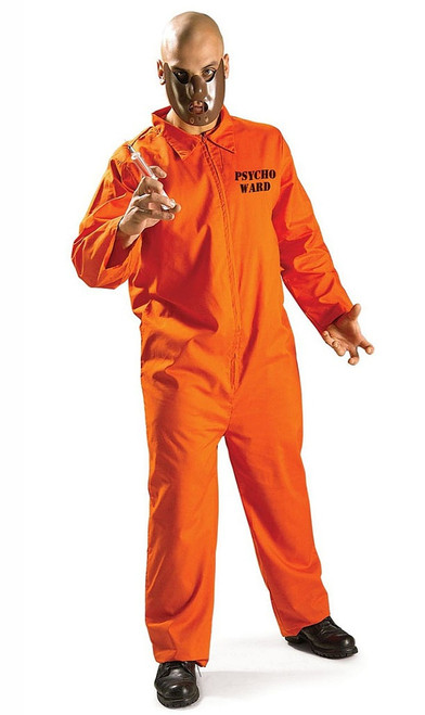 Psycho Ward Mens Costume