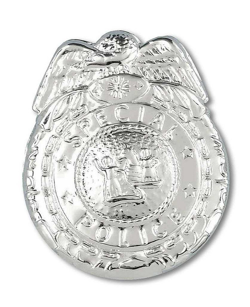 Deluxe Police Badge
