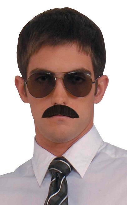 Gentleman Black Moustache