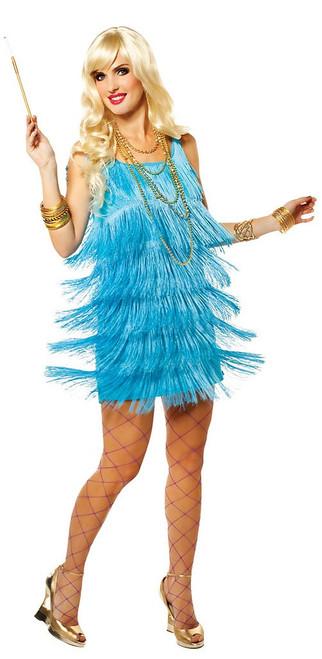 Fringe Party Dress