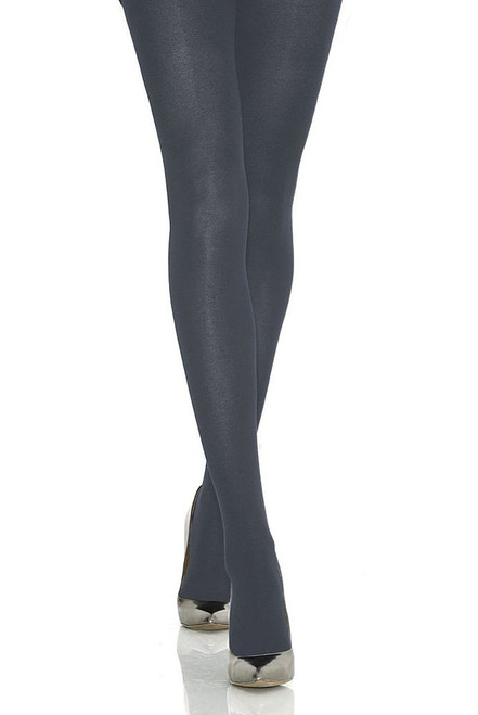 Light Weight Espresso Cotton Tights