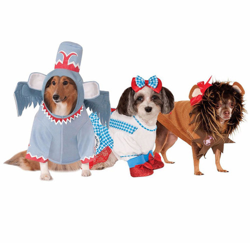 Wizard of Oz Group Pet Costume