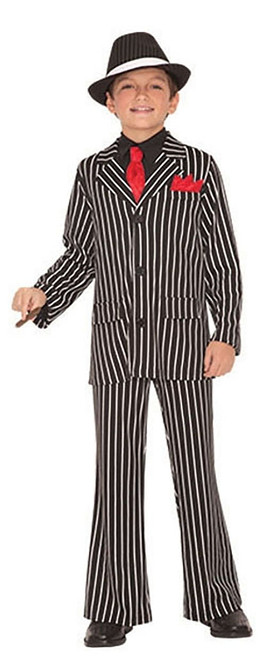 20s Gangster Boys Costume