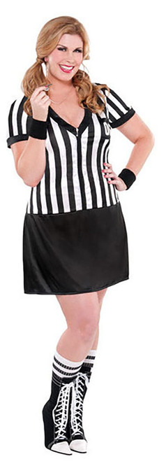 Nicely Played Referee Costume