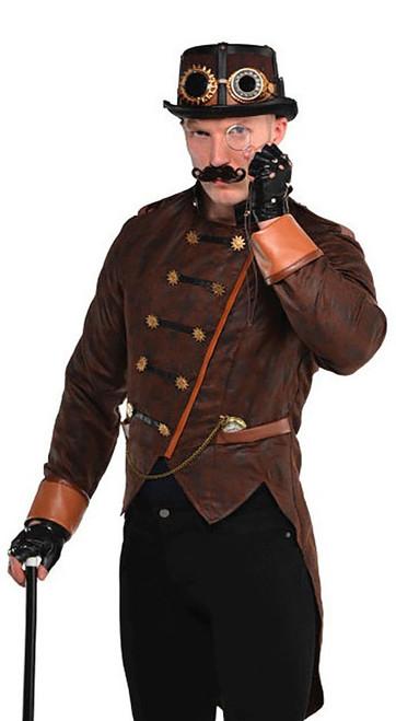 Mens Steampunk Jacket