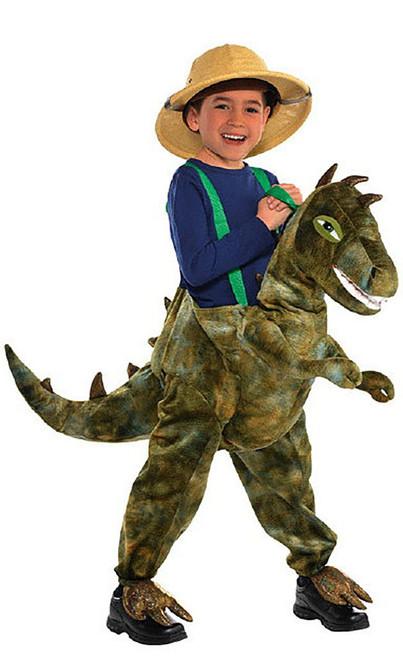 Dinosaur Ride On Costume