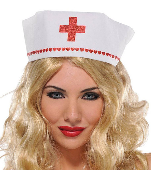 Pretty Nurse Hat