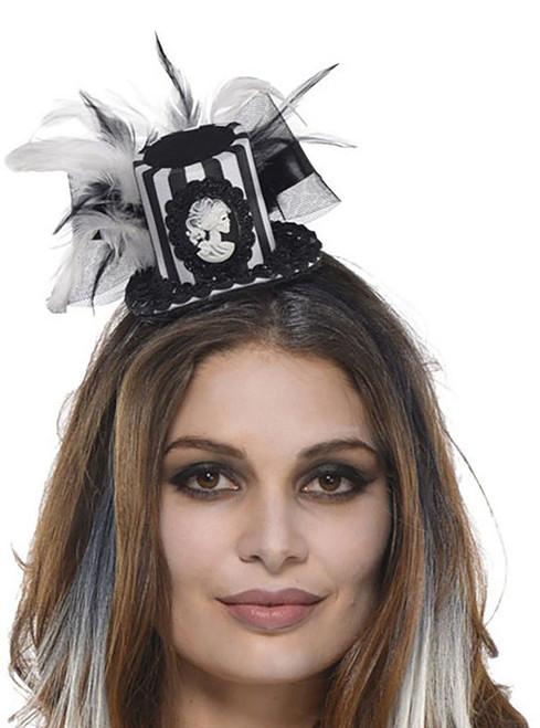 Black & White Bone Headband