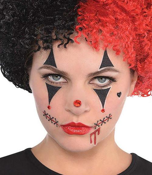 Clown Body Jewelry