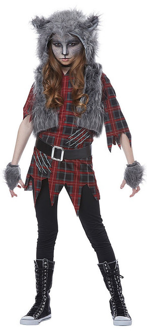 Werewolf Girls Costume
