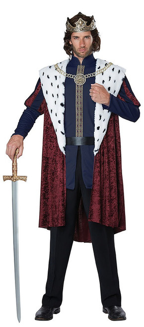 Royal Storybook King Costume