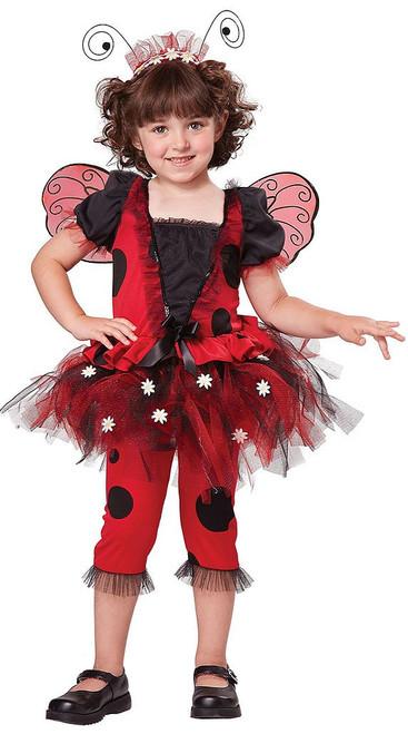 Lovely Ladybug Toddler Costume