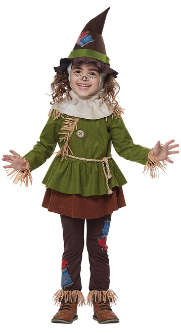 Toddler Scarecrow Of Oz