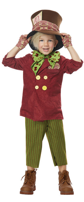 Mad Hatter Toddler Costume