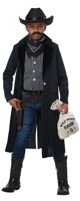 Boys Sheriff Outlaw Costume