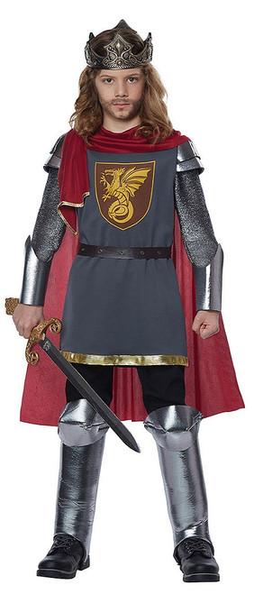 Medieval King Arthur Costume