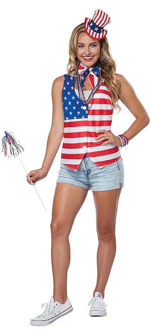 American Womens Patriot Kit