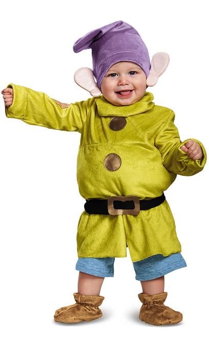 Dopey Deluxe Baby Costume