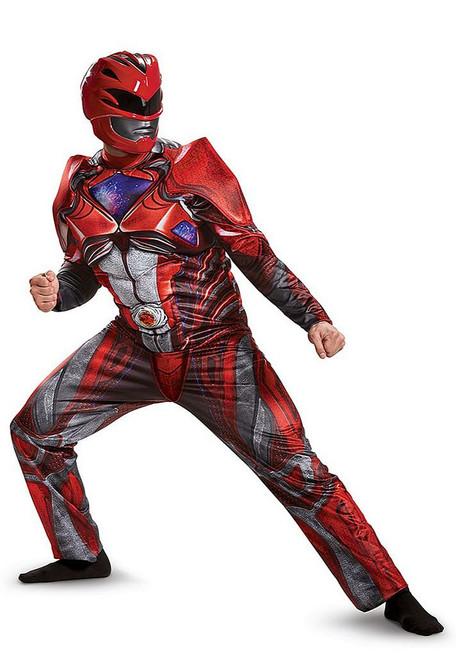 Adult Red Ranger - Power Rangers Costumes