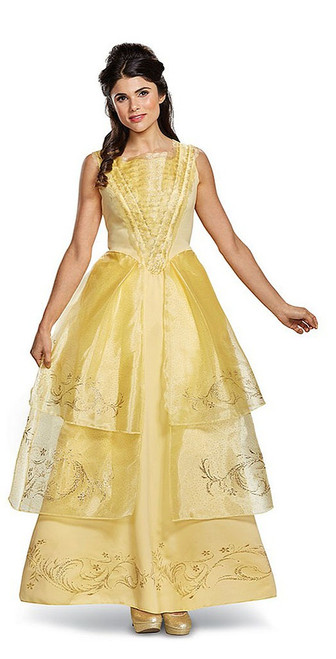 Womens Belle Gown Deluxe