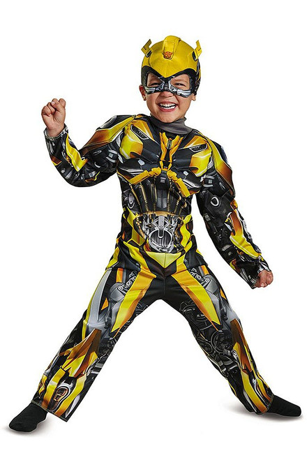 Bumblebee Transformers Toddler Costume