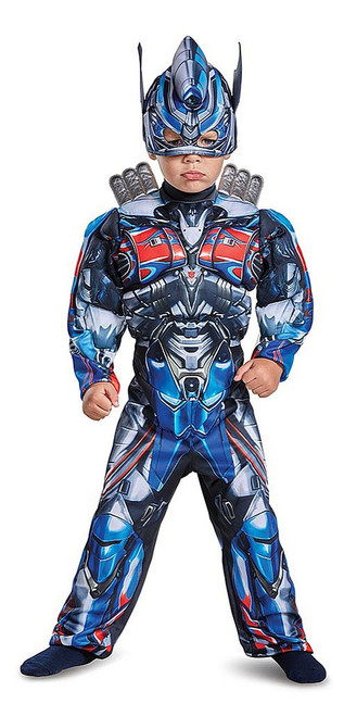 Optimus Prime Transformers Toddler