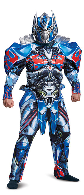 Mens Optimus Prime Transformers