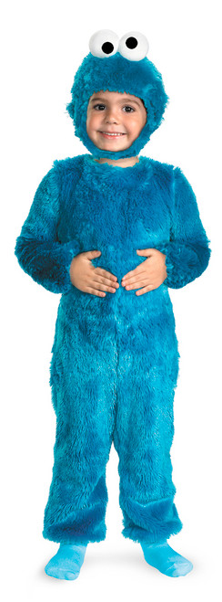 Cookie Monster Comfy Fur