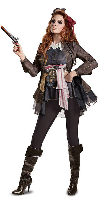 Captain Jack Female Pirate