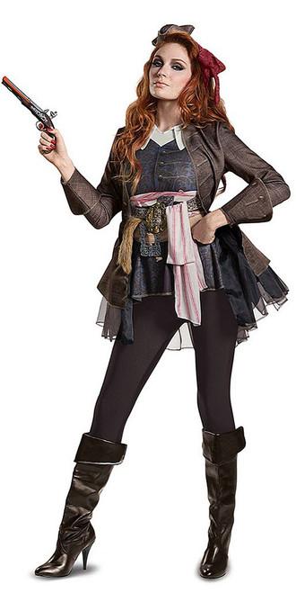 Captain Jack Female Pirate