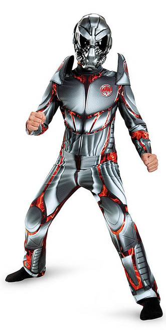 Alien Warrior Classic Costume